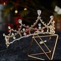 Alloy Rhinestone Princess Headpieces Bridal Tiara
