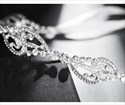 Vintage Rhinestone Princess Headpieces Bridal Headbands