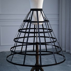 Steampunk Birdcage Steel Adjustable Petticoat