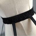 Two Steel Birdcage Lolita Short Adjustable Petticoat