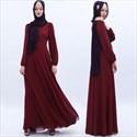 Women's Chiffon Ramadan Modest Dress