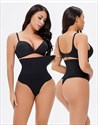 Tummy Control Thick High Waisted Thong T-Shaped Pants