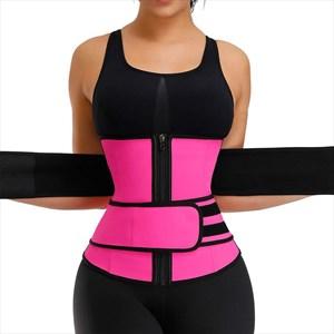Postpartum Recovery Tummy Control Neoprene Latex Waist Trainer