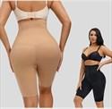 High Waist Tummy Control  Mid-Thighs Shaper Shorts