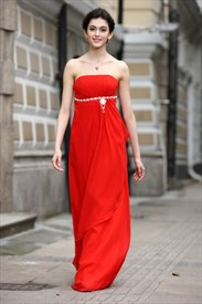 Red Prom Dresses 2019 Long,Red Flowy Prom Dresses Open Back 2019