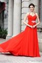 Halter Neck Red Maxi Carpet Dresses,Long Red Halter Neck Formal Dress