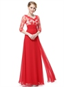Red Mother Of The Groom Dresses With Jacket,Mother Of The Bride Dresses With Long Jackets Summer